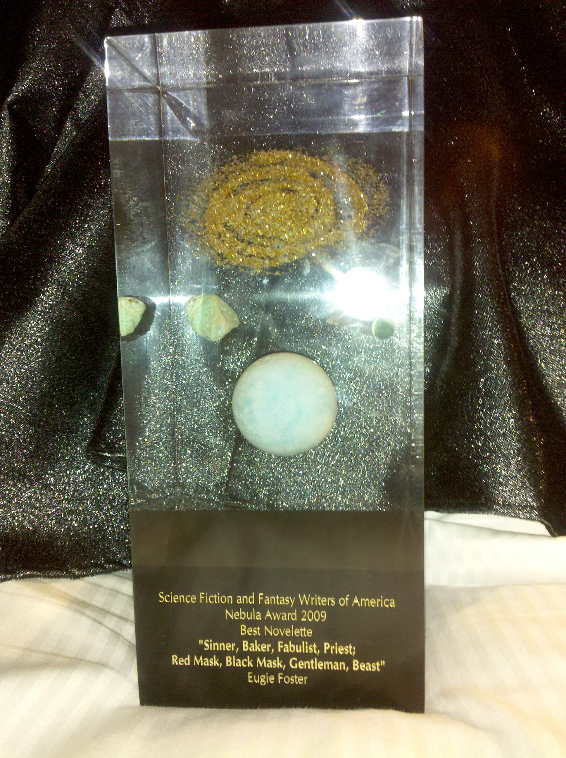 2009 Nebula Award for Best Novelette