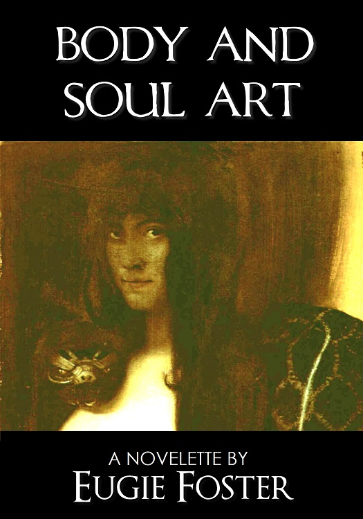 Body and Soul Art ebook ebook cover