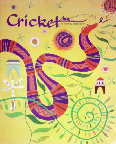 April 2011 Cricket cover