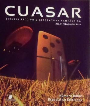 cuasar Nov 2010 cover
