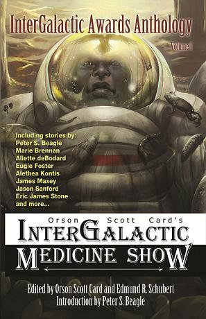 IGMS Awards Anthology, Vol 1