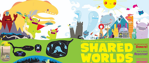Shared Worlds 2012 Critter Map