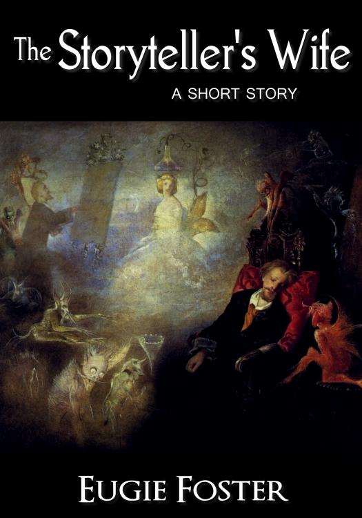 The Storyteller's Wife ebook cover